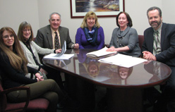 Staff of Passaic Valley Title Insurance